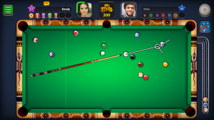 8 Ball Pool MOD Apk 2021 | Long Line | Anti-Ban | Unlimited Coins 4