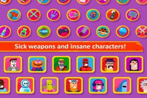 Bowmasters MOD Apk 2021 Unlimited Coins   Unlocked Character 3
