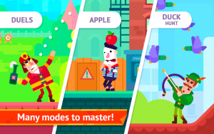 Bowmasters MOD Apk 2021 Unlimited Coins   Unlocked Character 5