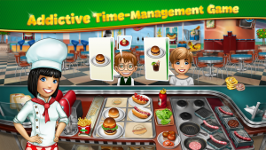 Cooking Fever Mod Apk 2021 Unlimited Gems and Free Coins 1