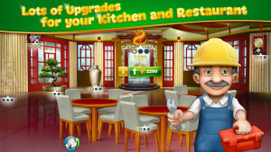 Cooking Fever Mod Apk 2021 Unlimited Gems and Free Coins 5