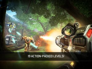 Download N.O.V.A Legacy MOD APK 2021 Unlimited Money 3