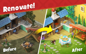 Gardenscapes Mod Apk 2021 – Unlimited Stars | Infinite Money | Free Coins 3