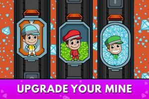 Idle Miner Tycoon Mod Apk 2021 – Unlimited Money Download 1
