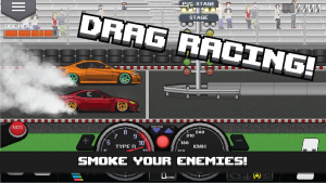 Pixel Car Racer Mod Apk 2021 – Unlimited Money | Unlocked 1