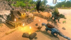 Ark Survival Evolved Mod Apk 2021 – Unlimited Money/Amber 1