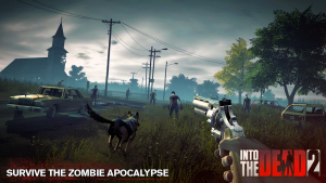 Into The Dead 2 Mod Apk 2021 – Unlimited Ammo/Money/Unlocked Weapons 1