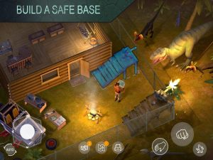 Jurassic Survival Mod Apk 2021 – Free Craft/Unlimited Food/Recipes 1