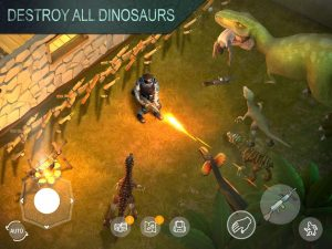 Jurassic Survival Mod Apk 2021 – Free Craft/Unlimited Food/Recipes 3