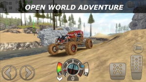 Offroad Outlaws Mod Apk 2021 – Unlimited Money/Shopping 3