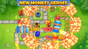 Bloons Td 6 Mod Apk 2021 – All Heroes Unlocked/Unlimited Money 2