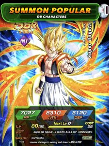 Dokkan Battle Mod Apk 2021– Dragon Ball Z/God Mode/High Damage 3
