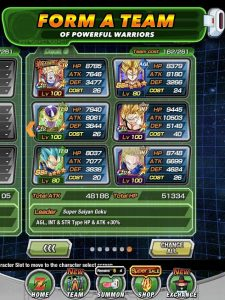 Dokkan Battle Mod Apk 2021– Dragon Ball Z/God Mode/High Damage 4