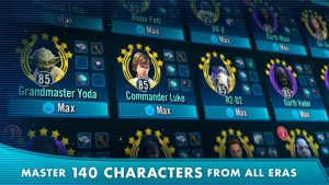 Star Wars Galaxy Of Heroes Mod Apk 2021 – Private Server/High Damage 1