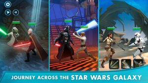 Star Wars Galaxy Of Heroes Mod Apk 2021 – Private Server/High Damage 2
