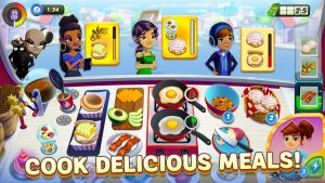 Diner Dash Adventures Mod Apk 2021 – Full Version/Unlimited Coins 1