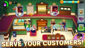 Diner Dash Adventures Mod Apk 2021 – Full Version/Unlimited Coins 2