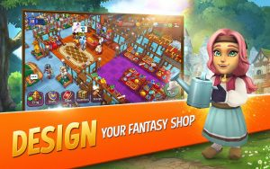 Shop Titans Mod Apk 2021 – Unlimited Money and Gems 2