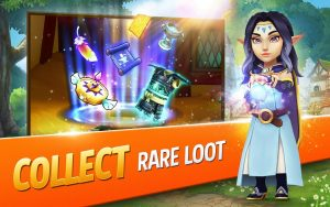 Shop Titans Mod Apk 2021 – Unlimited Money and Gems 4